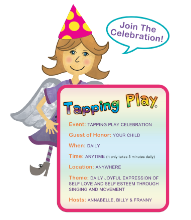 Invitation - Tapping Play - tappingplay.com